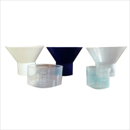 Plastic Measuring Cups/Caps