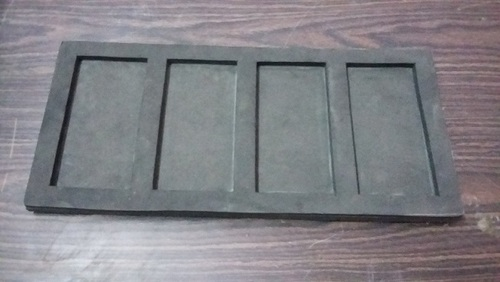4 MOBILE TRAY OF CONDUCTIVE EVA FOAM