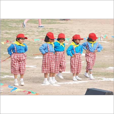 Sports Day Costumes