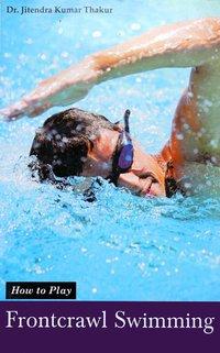Frontcrawl Swimming Book