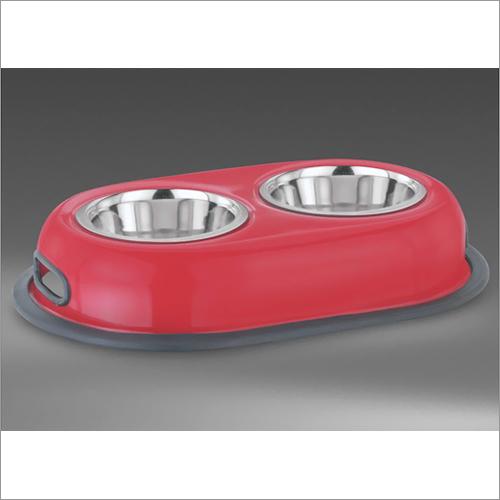 Double Pet Dish Color