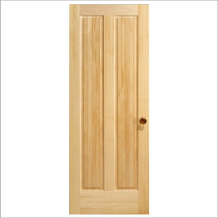 Meranti Wood Door