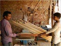 Wood Polishing and Finishing Service