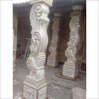 Mandap Pillars