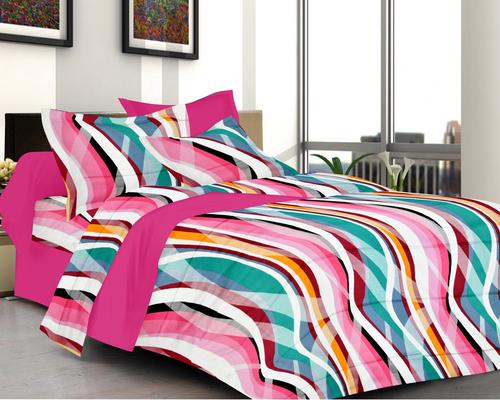 Pinky Bedsheets