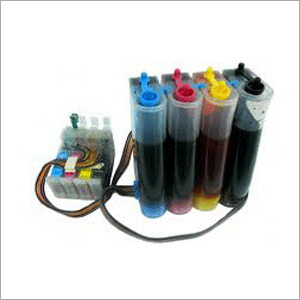 Continuous Inks Supply System