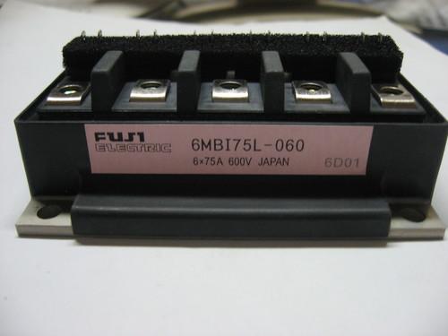 FUJI IGBT Module 6MBI75L-060
