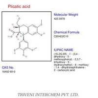 Plicatic Acid