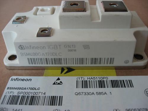 Infineon IGBT Module BSM400GA170DLC
