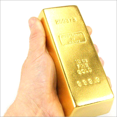 Eno Gold Bar Door Stop