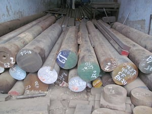 Alloy Steels Rods