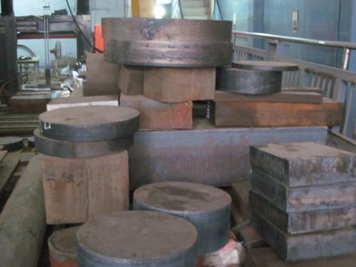 Axle Die Blocks
