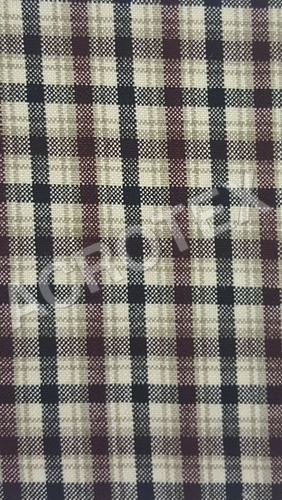 Blended Check Fabric