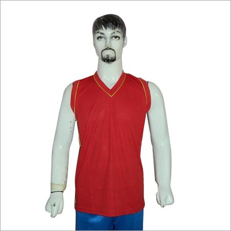 Sleeve Less Sports T Shirts