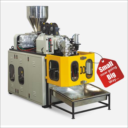 Continuous Parison Type Blow Moulding Machine