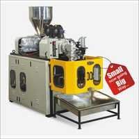 Continuous Parison Type Blow Moulding Machine