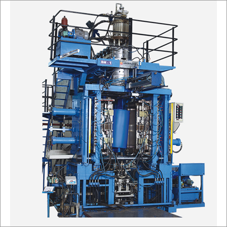 Industrial Barrel Type Blow Moulding Machine