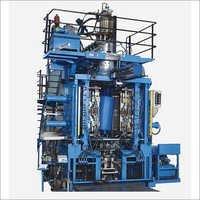 Industrial Barrel Type Blow Moulding Machine
