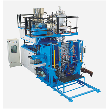 Custom Made Type Automatic Blow Moulding Machine
