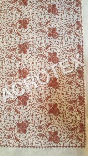 Indian Embroidered Shawls