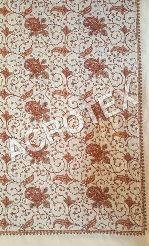 Kashmiri Embroidered Shawls
