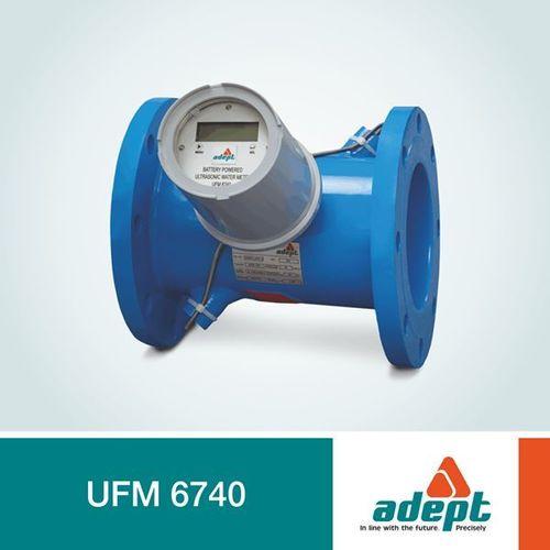 Ultrasonic Flowmeter 6740