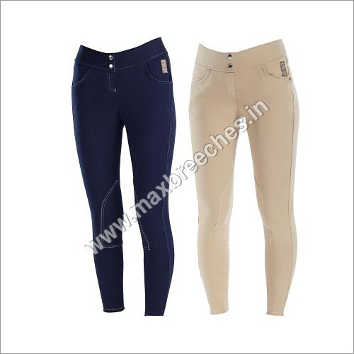 Ladies Knee Patch Breech