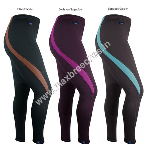 Western Riding Breeches