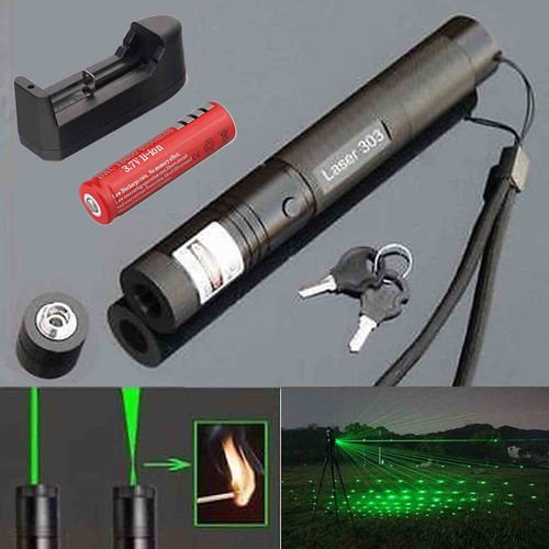 GREEN LASER POINTER 10 KM