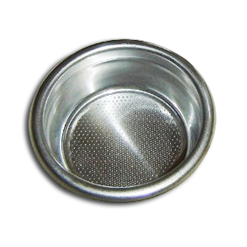 2 Cups Stainless Steel Filter