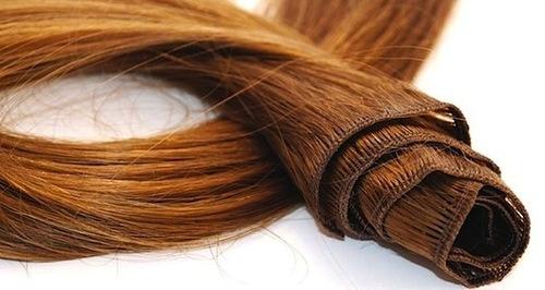Hand Weft Hair Extension Honey