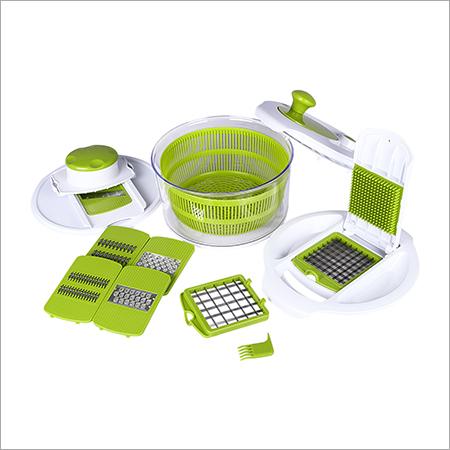 8 Piece Salad Maker Set