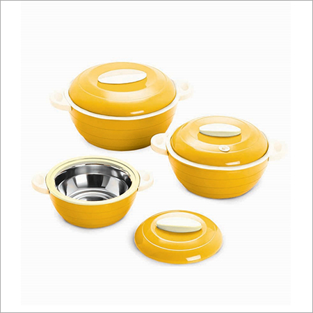 Elegant Insulated Food Casserole Set of 3