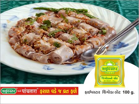 Singhada Ka Aata