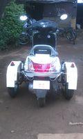 Scooter Side Wheel