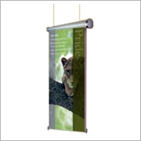 Revolution Hang Banner Stand