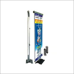 Motion Banner Stand