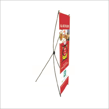 A X Banner Stand