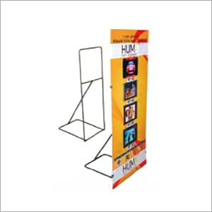 Spinal\\302\\240Cord\\302\\240Foam Board Banner Stand
