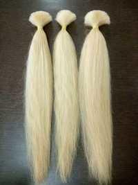 Remy Bulk Blonde Human Hair