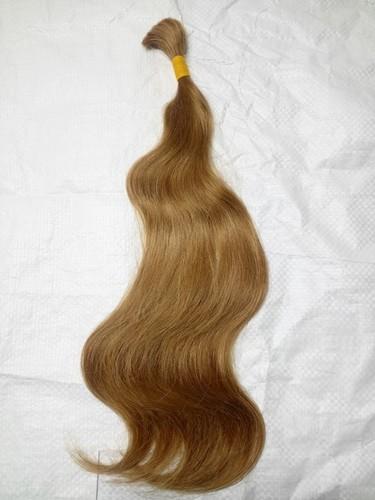 Remy Bulk Brown Hair