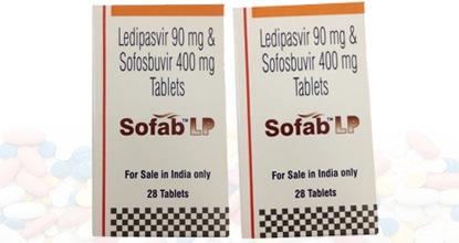 Sofab LP Ledipasvir & Sofosbuvir