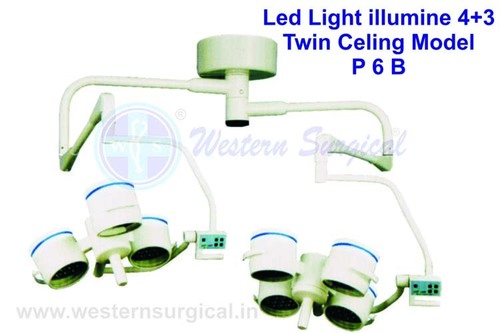Led Light Twin Ceiling Model