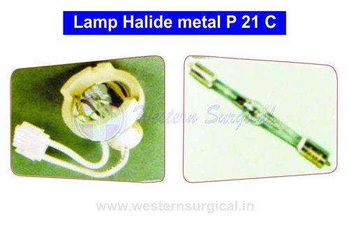 Halide Metal Lamp