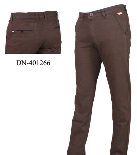 Narrow Fitting Pants