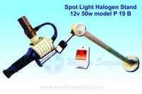Spot Light Halogen Stand