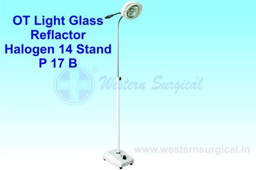 OT Light Glass Reflector