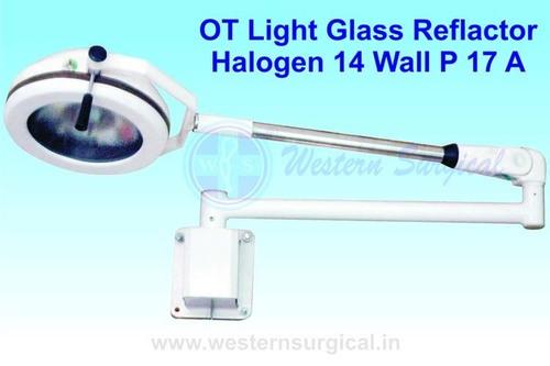 OT Halogen Light Glass Reflector