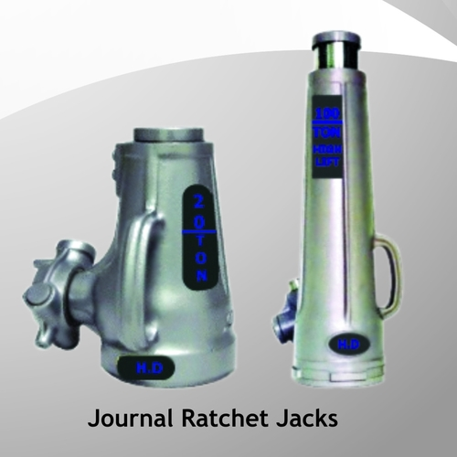 Journal Ratchet Screw Jack