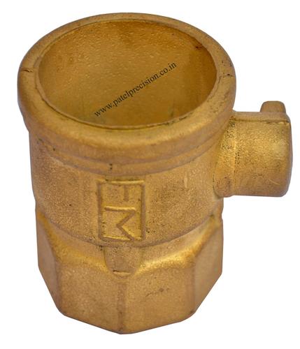 Brass Hollow Forging